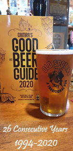 Camra - Good Beer Guide